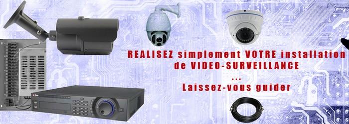Boutique de videosurveillance pas cher pour pro et maison