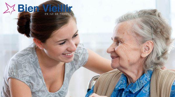 maintien à domicile des personnes âgées