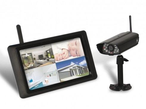 Kit vidéosurveillance sans fil : avantages, installation et prix
