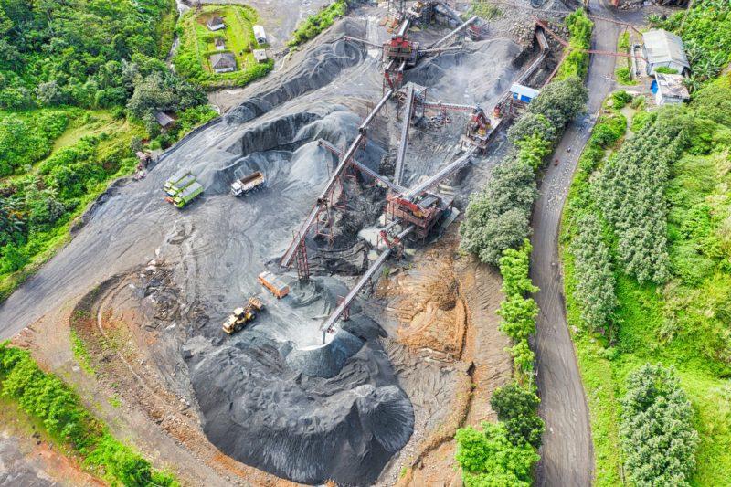 rehabilitation mines de charbon russes